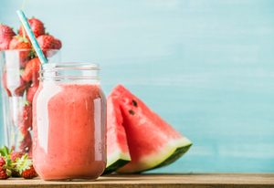 Watermelon Bliss Smoothie