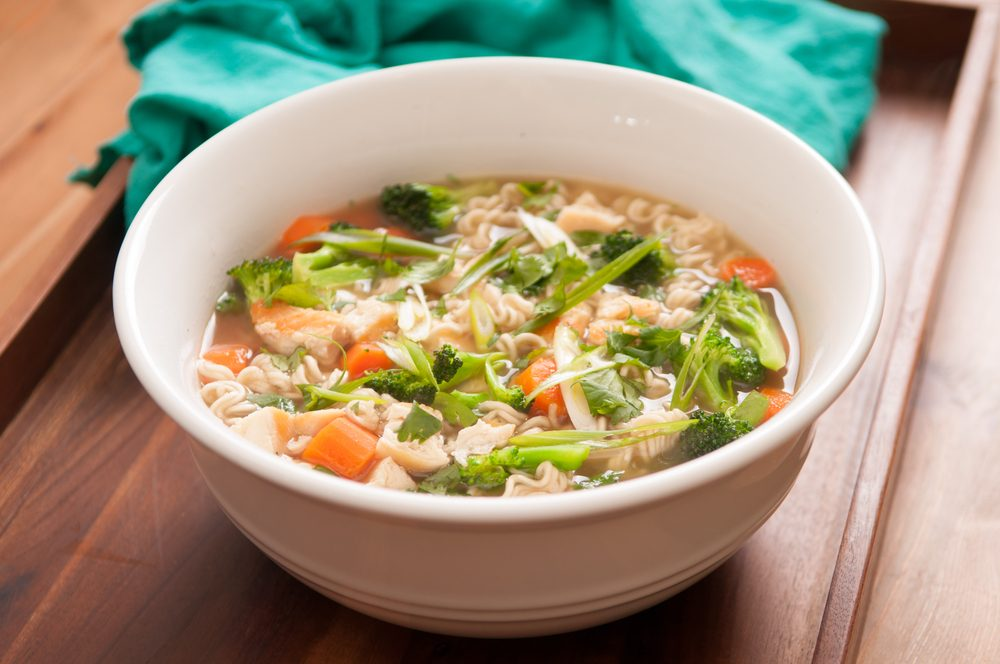 Recipe: Easy Vietnamese Chicken Pho