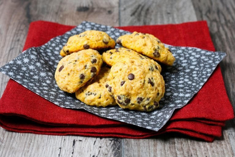 Delicious Chocolate Chip Pumpkin Cookie Recipe
