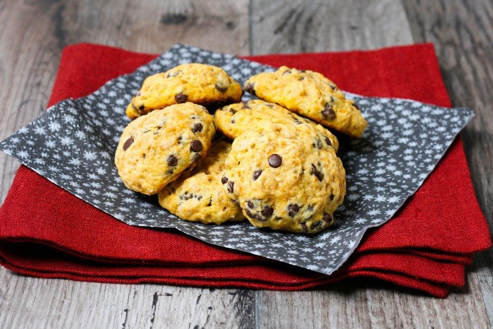 Delicious Chocolate Chip Pumpkin Cookie Recipe