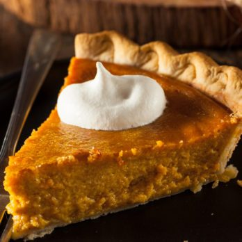 The Perfect Pumpkin Pie
