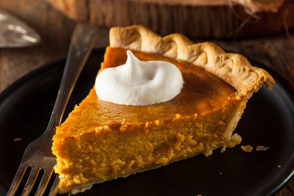 Healthy Pumpkin Pie Recipe