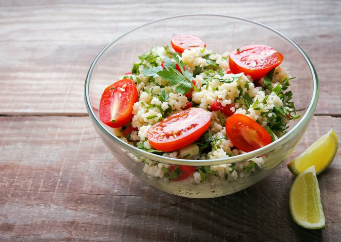 couscous dish_ proven weight loss strategies