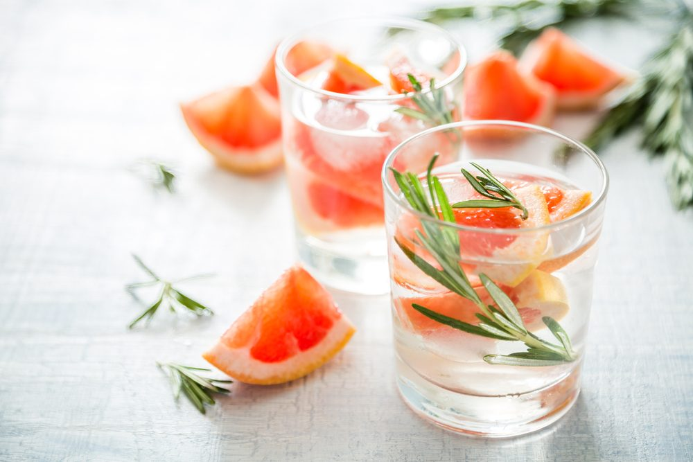 infused water_proven weight loss strategies