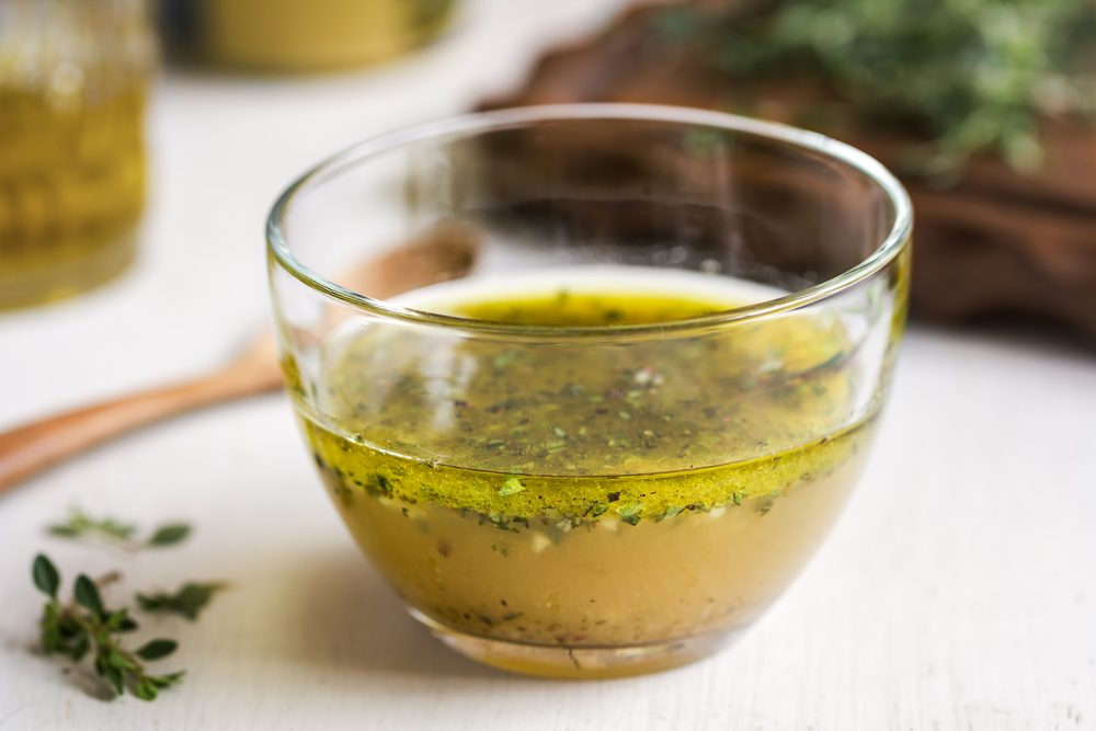 homemade salad dressing_proven weight loss strategies