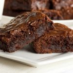 Chocolate Cake Brownies