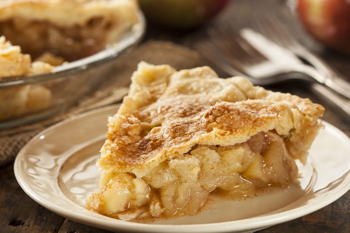 healthy thanksgiving recipes   apple pie