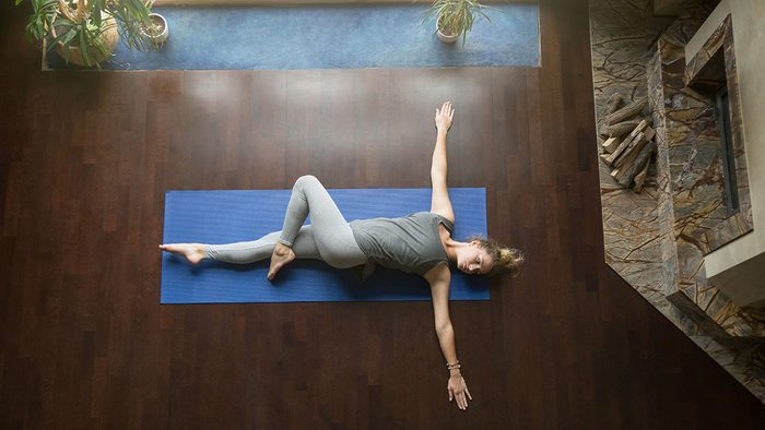 Types of Yoga, Restorative