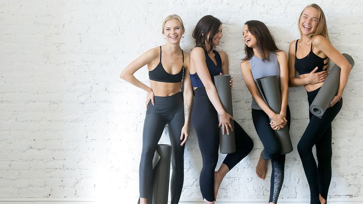 Fitness Clothes That Make You Look Slimmer