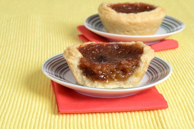 how to make homemade butter tarts