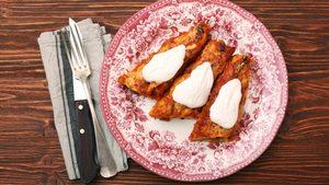 High-Protein Turkey and Black Bean Enchiladas