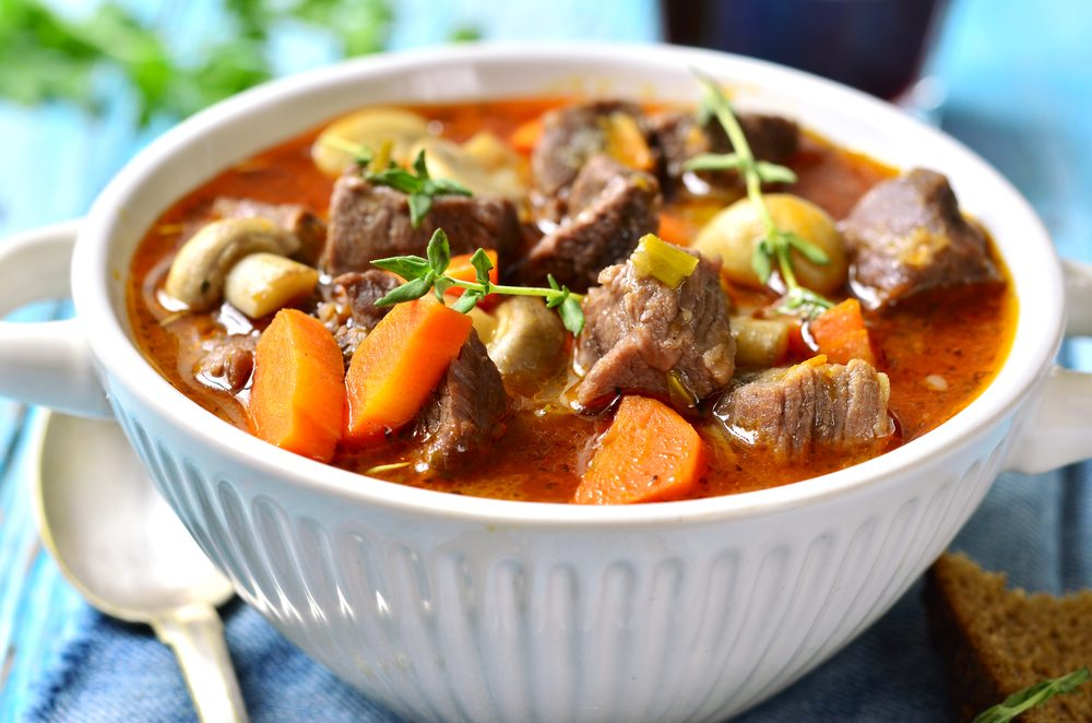 Easy Recipe: Homemade Vegetable and Lamb Stew