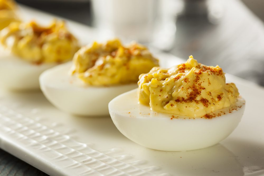 Easy Recipe: Classic Deviled Eggs With a Spicy Twist | Best Health ...