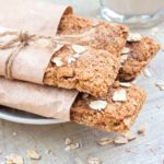 Ginger Pear Energy Bars