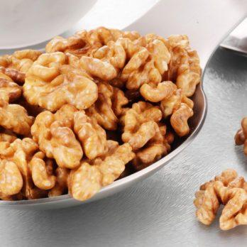 Spiced Mayan Chocolate Coated Walnuts