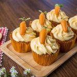 Extraordinary Nut-free Carrot Cupcakes