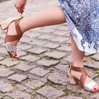How to Keep Your Feet Smelling Fresh All Summer Long