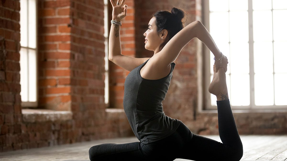 Yoga Injures, prevent knee tears