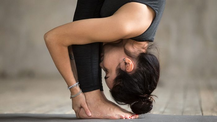 Yoga Injuries, lower back problems