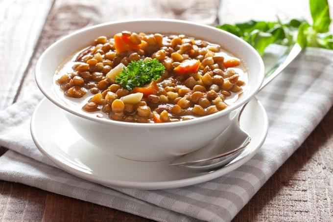 eat more lentils