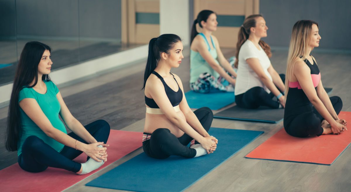 exercise during pregnancy baby's health, a group fitness class for pregnant women