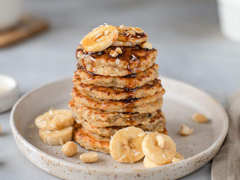 oatmeal pancakes | pancake recipes