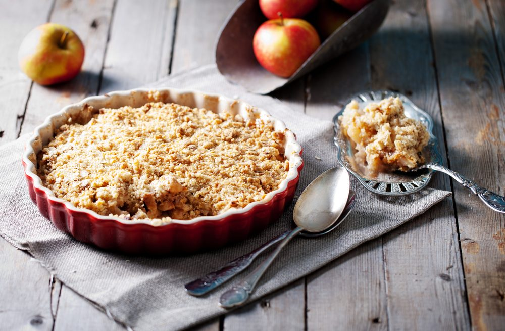 best fruits for healthy hair healthy fruit crisp recipe