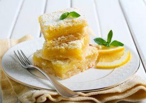 Lovely Lemon Squares