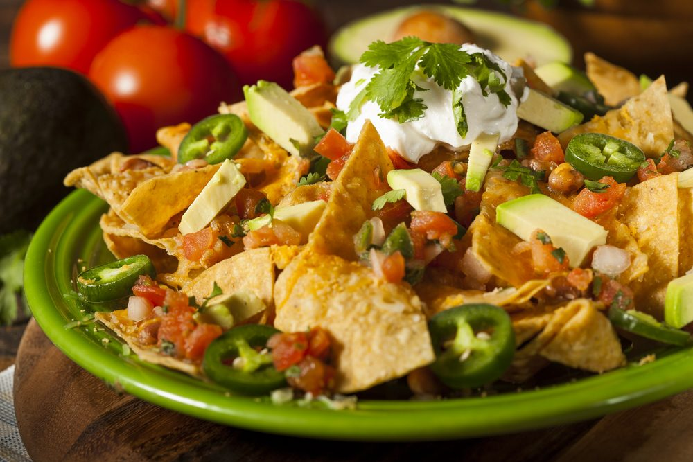 Recipe_Nachos With Turkey