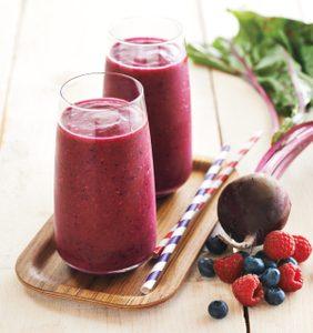 Berry-Beet Smoothie