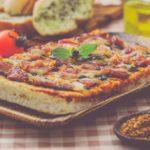 Bacon Double-Cheeseburger Pizza