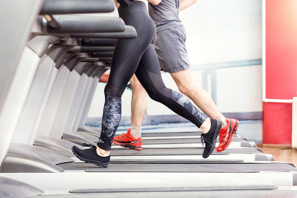 best gym machines for weight loss _ treadmill