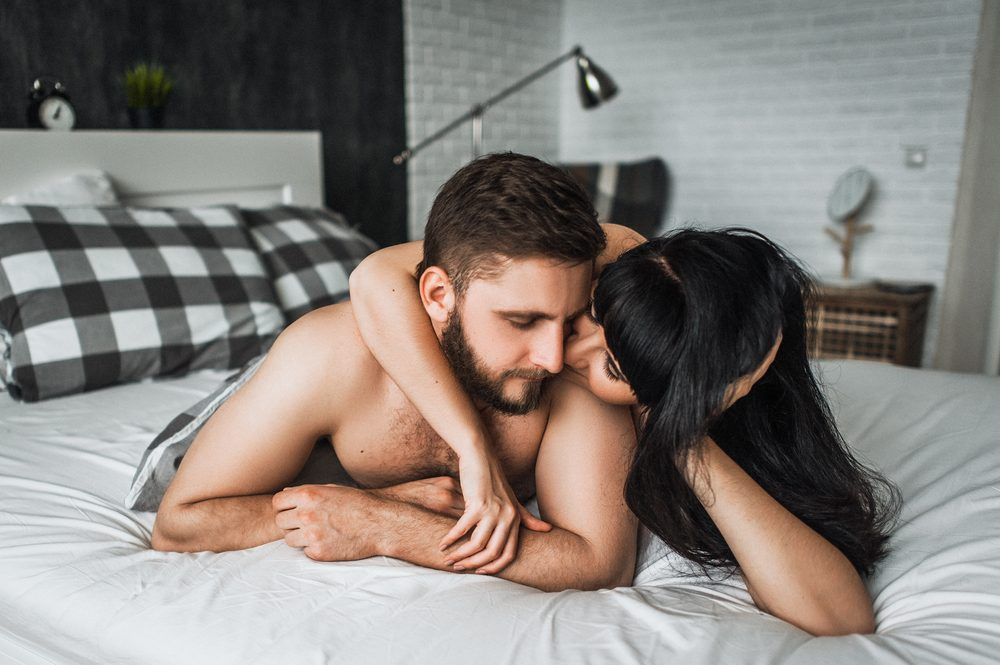 benefits of morning sex