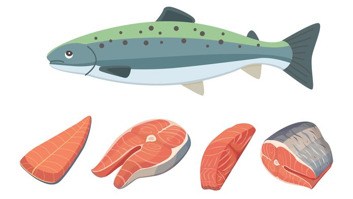 foods to reduce inflammation salmon