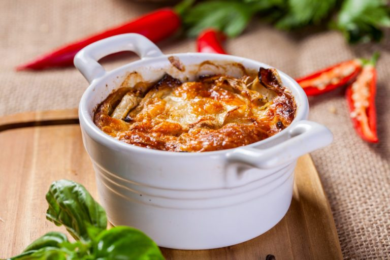 Turnip Gratin Recipe