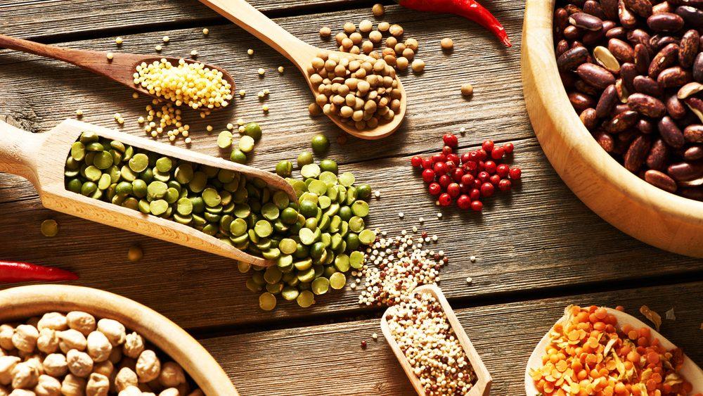 flat tummy foods legumes