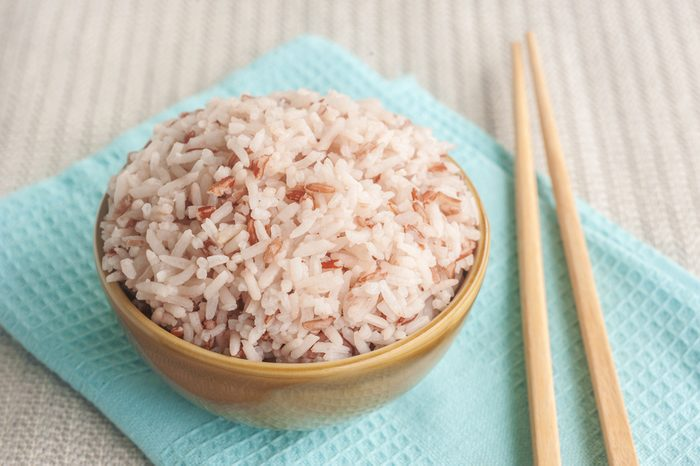 brown rice _Eat for glowing skin
