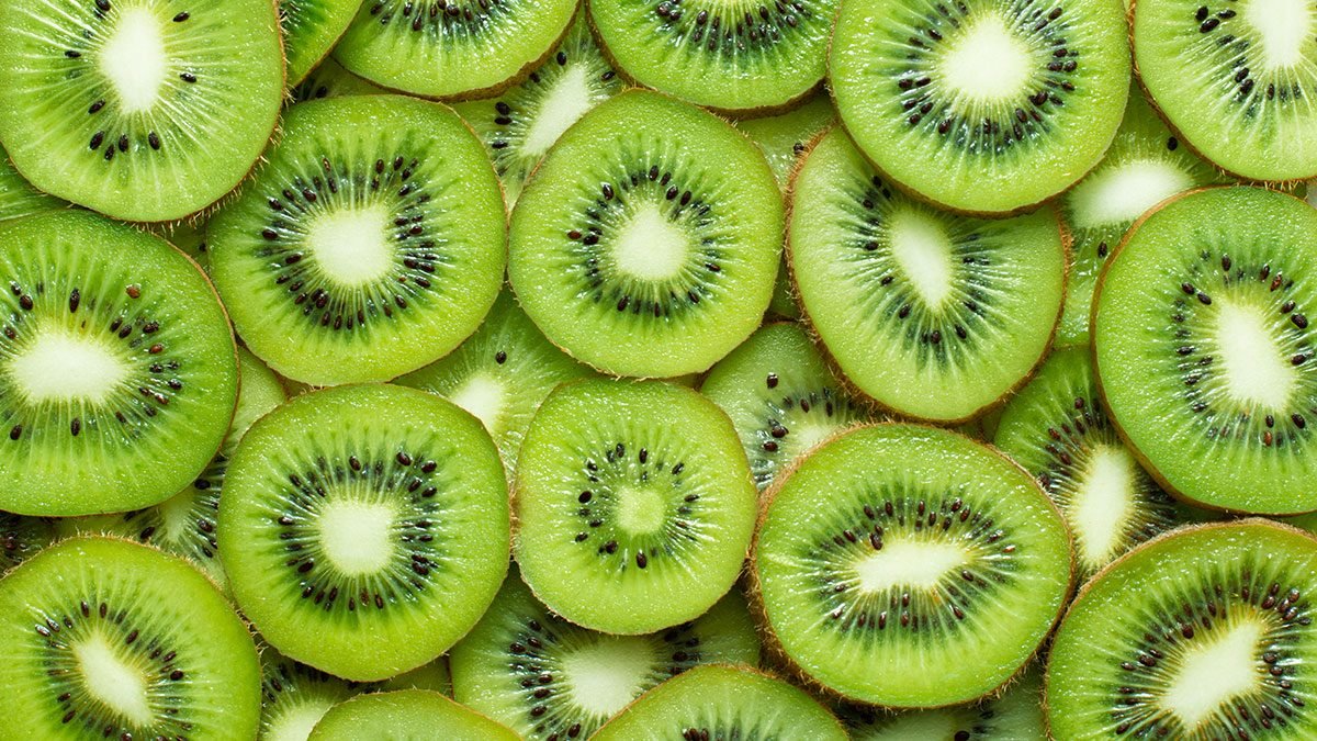 Food high in vitamin C, kiwi