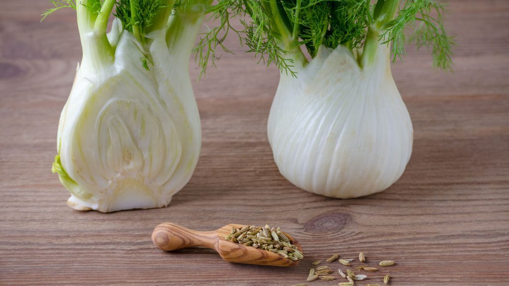 health benefits of herbal tea fennel