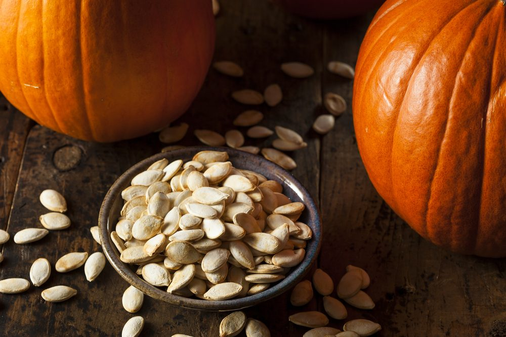 healthy seeds_ pumpkin seeds