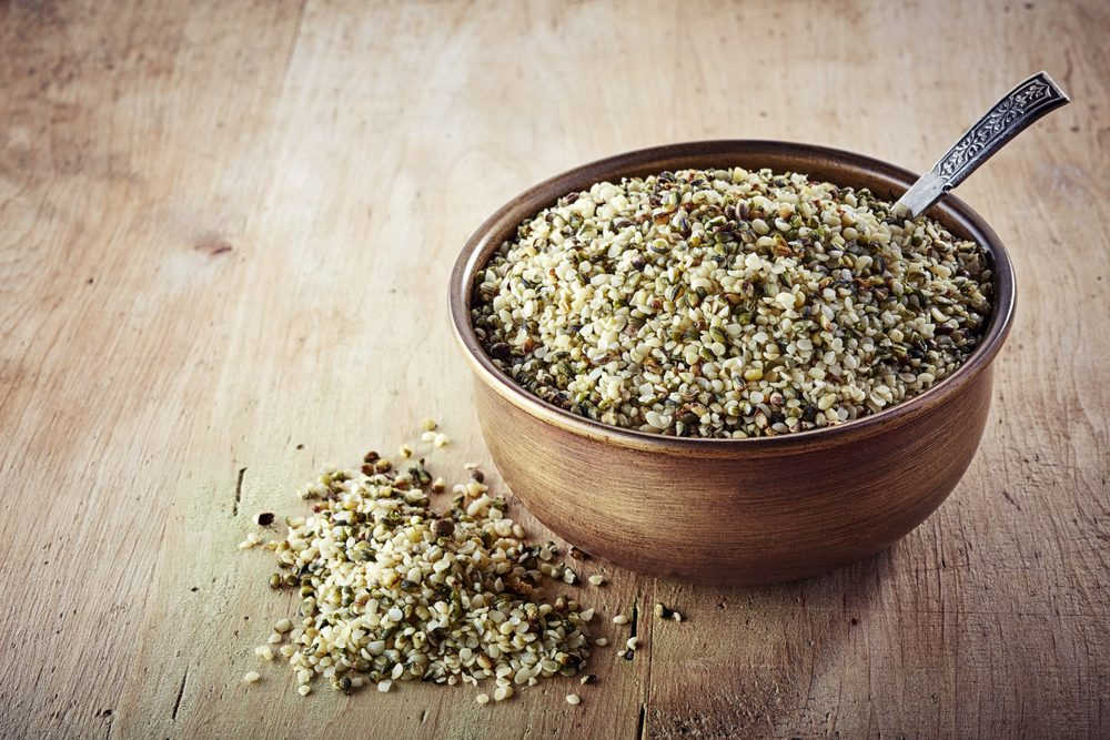 healthy seeds_ hemp seeds