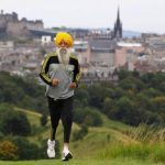 News: 100-year-old wants to set running record