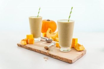 Recipe: Pumpkin Spice Protein Smoothie