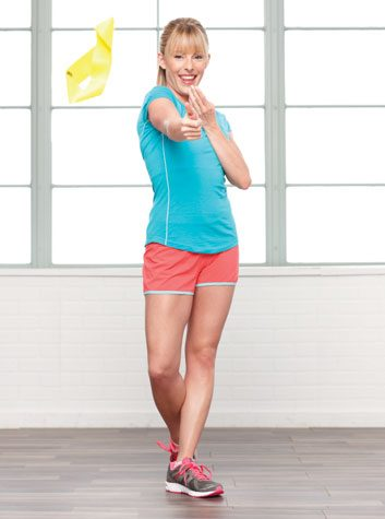 10-Minute Tuneups: The Mini-band Workout