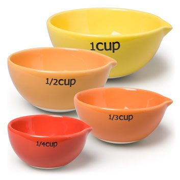 nesting measuring cups
