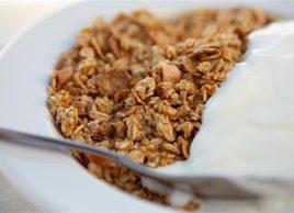 granola antioxidant