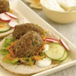 Middle Eastern kibbeh