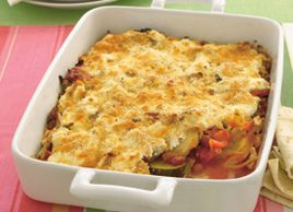 Mexican Vegetable Bake