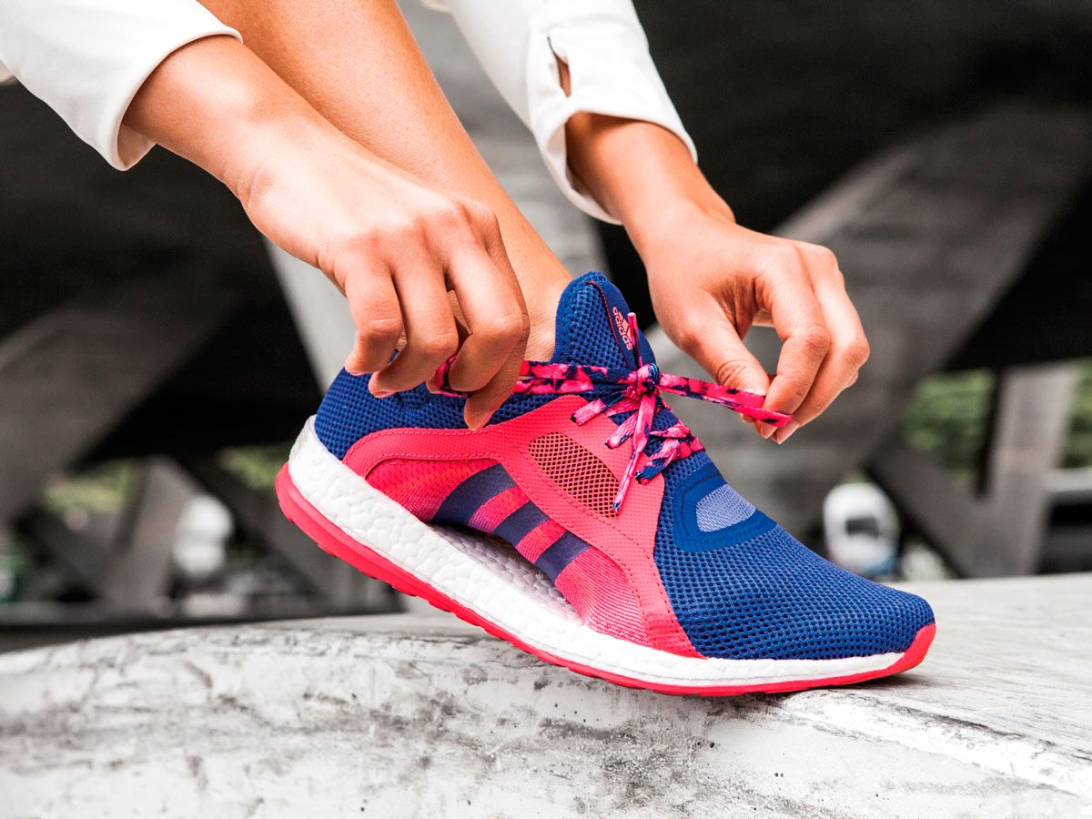 b019fd5ed The Adidas PureBoost X is Just for Women. Sorry guys