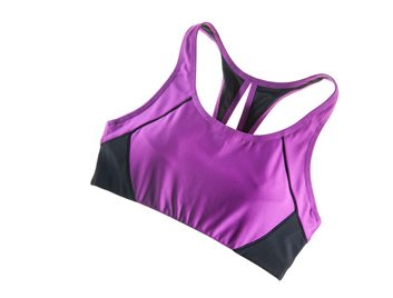 New Balance Airy Racer sports bra